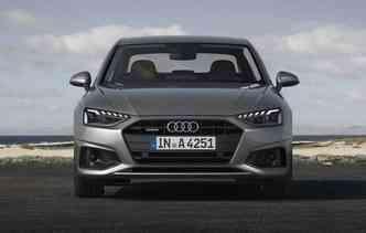 Modelo ainda não tem foi confirmado para o Brasil. Foto: Audi / Divulgação