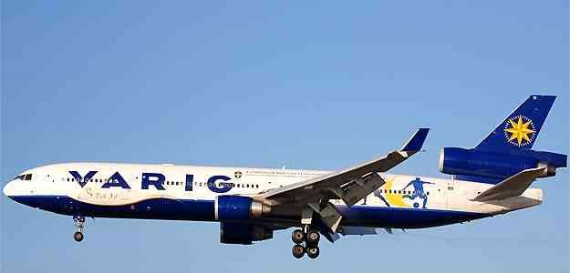 MD11 usado na Copa da Alemanha, em 2006  - (Alexander Karmazin/Airliners.net/Reprodução)