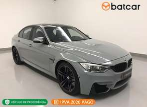 Bmw M3 Sedan 3.0 Bi-turbo 24v 4p em Brasília/Plano Piloto, DF valor de R$ 253.500,00 no Vrum