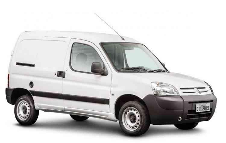 Utilitário antes para passageiros, chega agora na versão de carga - Citroën / Divulgação