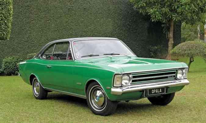 Chevrolet Opala(foto: Chevrolet/Divulgação)