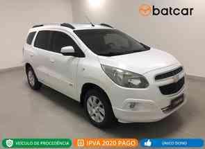 Chevrolet Spin Ltz 1.8 8v Econo.flex 5p Aut. em Brasília/Plano Piloto, DF valor de R$ 35.500,00 no Vrum