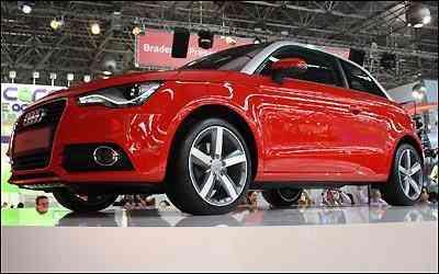 Custando cerca de R$ 90 mil, Audi A1 estará disponível para venda na segunda quinzena de novembro -