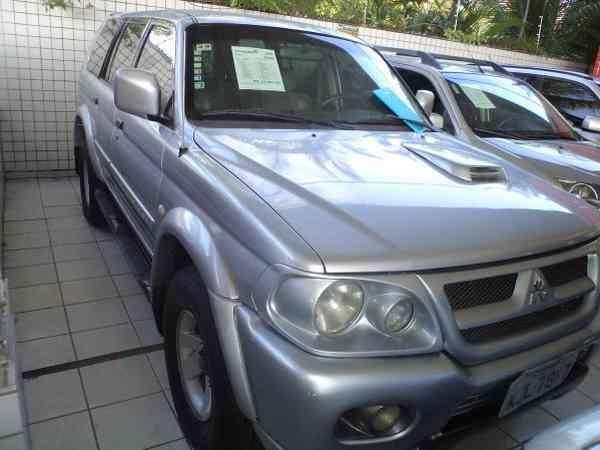 Mitsubishi Pajero Gls Hpe/Hpe Full 3.8 233cv 5p Aut