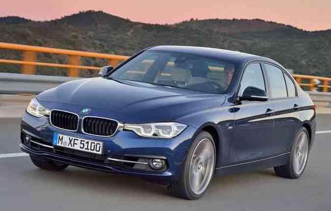 Versão 2016 da linha (foto: BMW/divulgação )