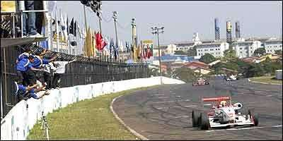 Clemente Júniro largou na pole position e conquistou a sexta vitória em 2007  - Foto: Equipe SpeedRacing.com.br/Divulgação