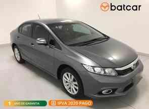 Honda Civic Sedan Lxr 2.0 Flexone 16v Aut. 4p em Brasília/Plano Piloto, DF valor de R$ 54.000,00 no Vrum