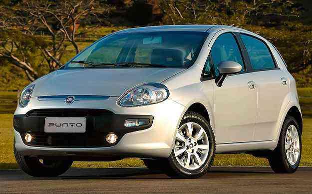 Punto Atractive 1.4 -  R$43.230 - Fiat/Divulgação