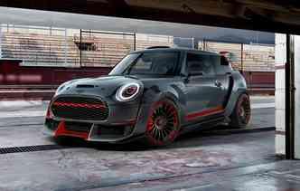 Modelo foi inspirado nas vitórias da Mini no rally de Monte Carlo. Foto: Mini / Divulgação