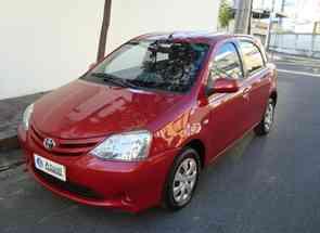 Toyota Etios Xs 1.3 Flex 16v 5p Mec. em Belo Horizonte, MG valor de R$ 26.999,00 no Vrum