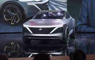Modelo foi concebido com a finalidade de criar um novo segmento no mercado automotivo. Foto: Nissan / Divulgação(foto: Modelo foi concebido com a finalidade de criar um novo segmento no mercado automotivo. Foto: Nissan / Divulgação)