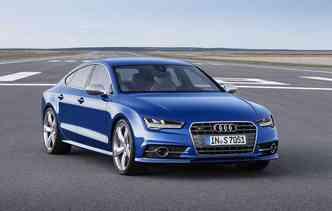 Audi S7 Sportback lidera (foto: Audi/ divulgação)