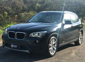 Bmw X1 Sdrive 18i 2.0 16v 4x2 Aut. em Ipatinga, MG valor de R$ 72.900,00 no Vrum