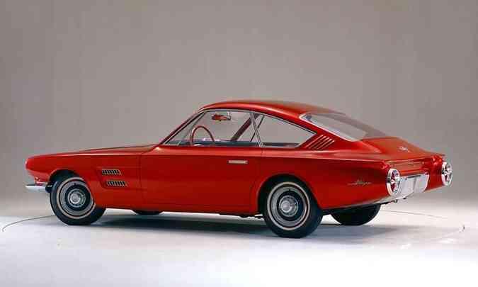Mustang Avanti-Allegro, de 1963(foto: Ford/Divulgação)