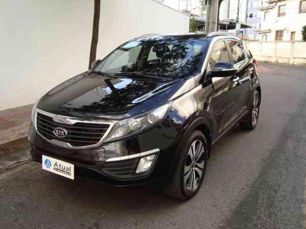 Kia Motors Sportage Ex 2.0 16v/ 2.0 16v Flex Aut. 2012 R$ 64.500,00 MG VRUM