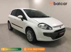 Fiat Punto Essence 1.6 Flex 16v 5p em Brasília/Plano Piloto, DF valor de R$ 29.000,00 no Vrum