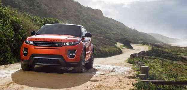 SUV alcança de 0 a 100 km/h em apenas de 6,5 segundos - Land Rover/divulgação
