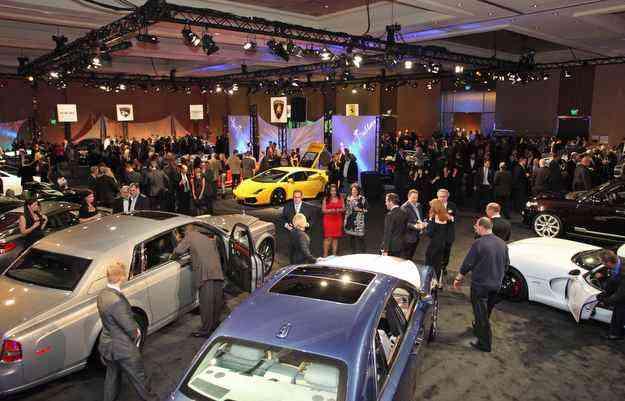 Mostra é vitrine internacional para lançamentos de carros e novas tecnologias - Naias/Divulgacao