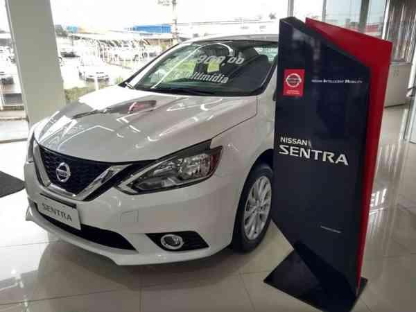 Nissan Sentra S 2.0 Flexstart 16v Aut. 2019 R$ 84.990,00 MG VRUM