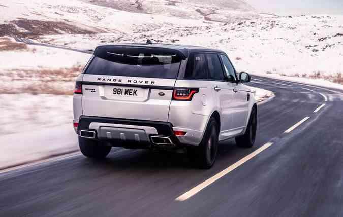 FOTO: Land Rover / Divulgação (foto: FOTO: Land Rover / Divulgação )