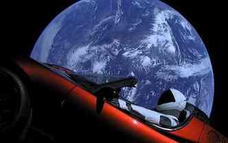 Após enviar carro para o espaço, Tesla anuncia prejuízo de US$ 675,4 milhões. Foto: Tesla / Divulgação