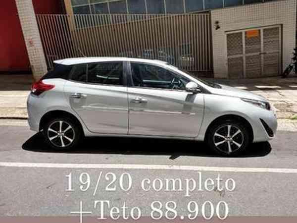 Toyota Yaris Xls 1.5 Flex 16v 5p Aut. 2019 R$ 88.900,00 MG VRUM
