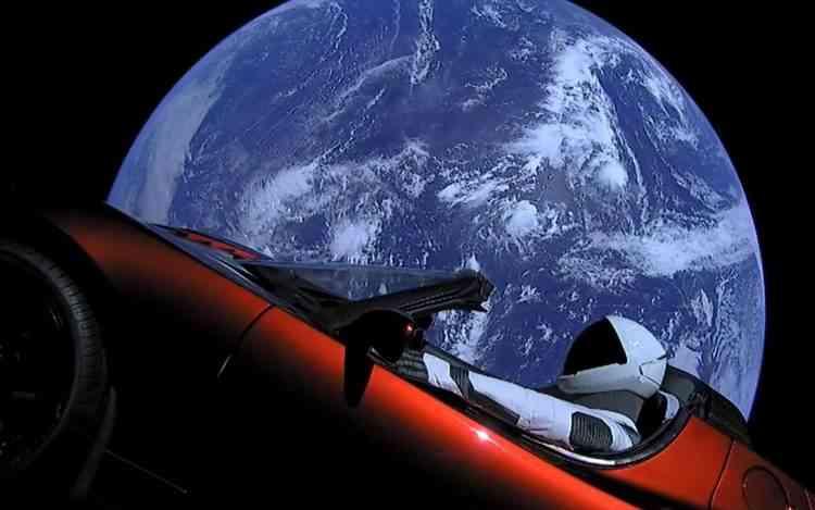 Após enviar carro para o espaço, Tesla anuncia prejuízo de US$ 675,4 milhões. Foto: Tesla / Divulgação -