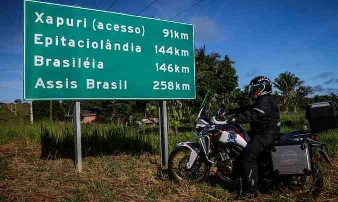 (foto: Renato Durões/Honda/Divulgação)
