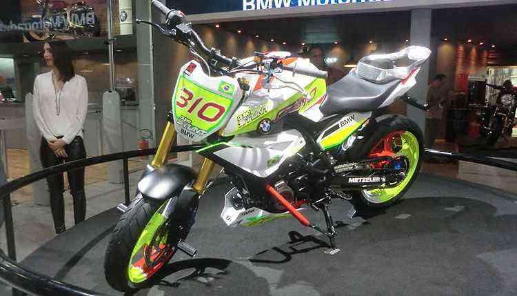 O protótipo Stunt foi apresentado mundialmente em São Paulo - Teo Mascarenhas/EM/DA PRESS