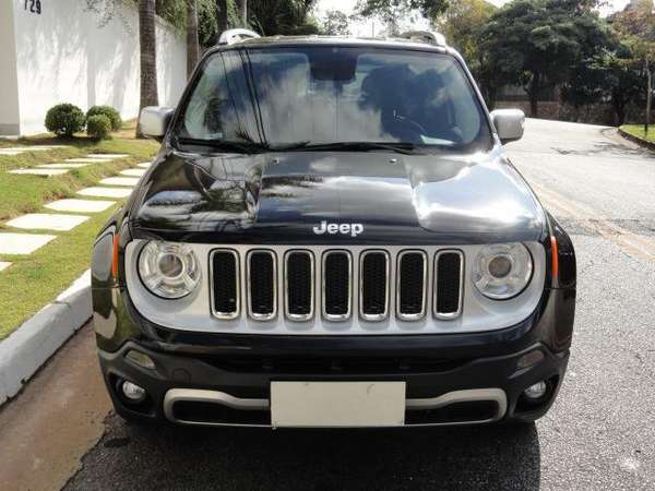 Jeep Renegade Limited 2.0 4x4 Tb Diesel Aut. 2018 R$ 118.990,00 MG VRUM