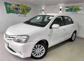 Toyota Etios Xls Sedan 1.5 Flex 16v 4p Mec. em Samambaia, DF valor de R$ 35.900,00 no Vrum