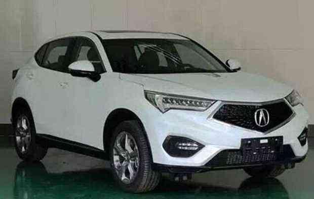 SUV CDX será apresentado no mercado asiático na próxima semana - carnewschina / Divulgação