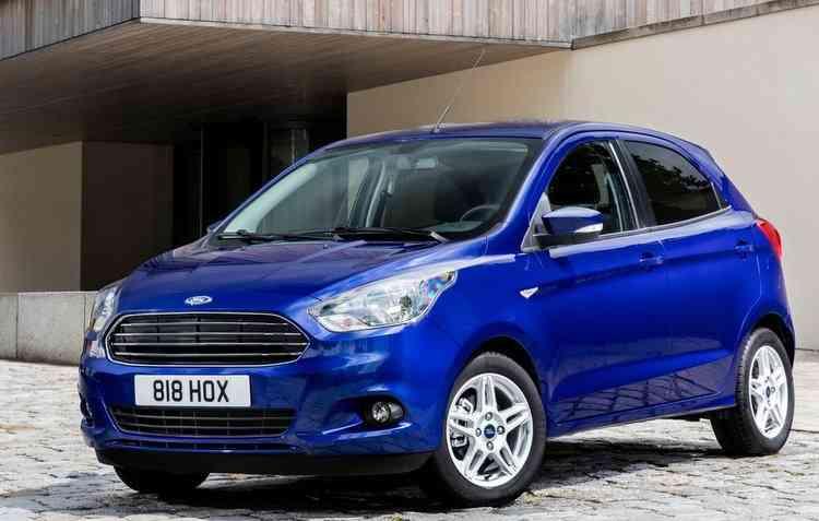 Segundo colocado em vendas - Ford/ Divulgação
