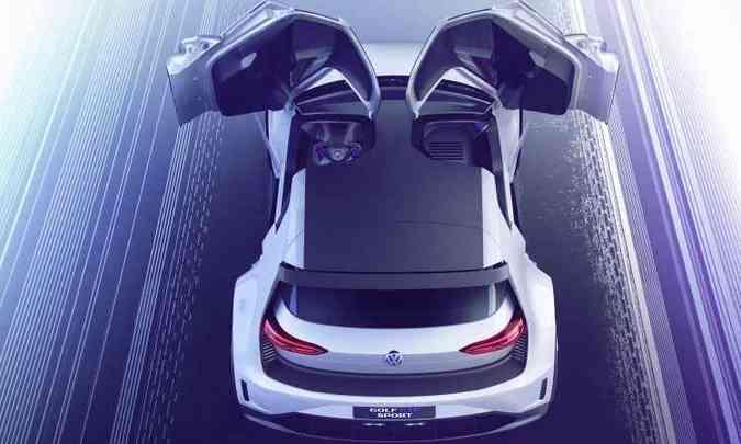 Volkswagen Golf GTE(foto: Volkswagen/Divulgação)