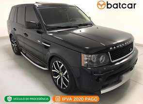 Land Rover Range Rover Sport Hse 3.0 4x4 Sdv6 Dies. em Brasília/Plano Piloto, DF valor de R$ 129.000,00 no Vrum