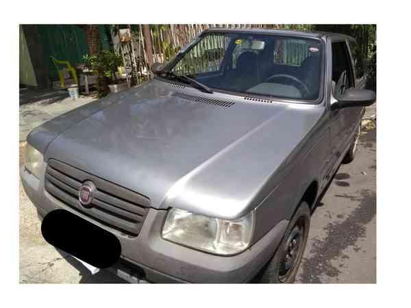 Fiat Uno Mille 1.0 Fire/ F.flex/ Economy 2p 2006 R$ 9.500,00 MG VRUM