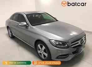 Mercedes-benz C-180 1.6 Turbo 16v/Flex 16v Aut. em Brasília/Plano Piloto, DF valor de R$ 97.000,00 no Vrum