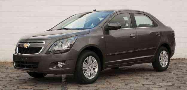 Veículos envolvidos foram produzidos entre 19 de novembro de 2013 e 07 de fevereiro de 2014 - Chevrolet/Divulgação