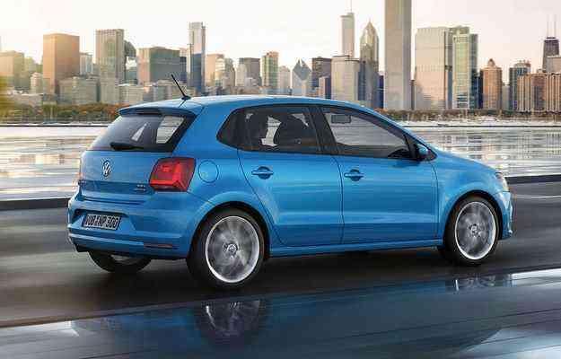Preços na Europa partem dos 12,4 mil euros - Volkswagen/Divulgação