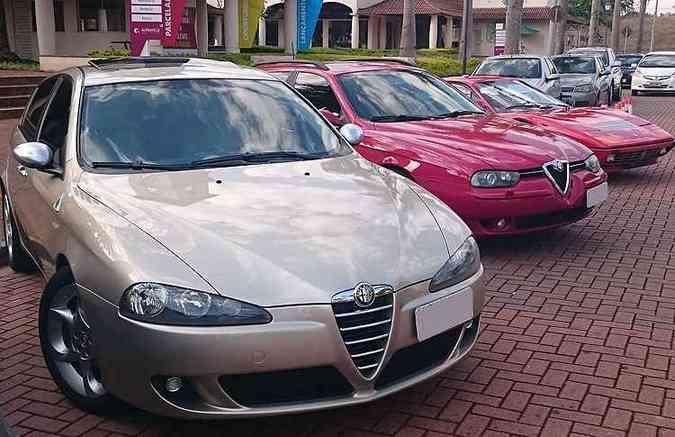 (foto: Túlio Silva/Alfa Romeo Clube de MG)
