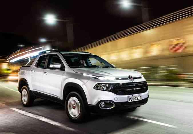 Fiat Toro Freedom 1.8 Flex AT6Pedro Bicudo/Divulgação