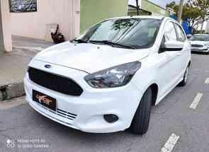 Ford Ka 1.0 Se/Se Plus Tivct Flex 5p em Belo Horizonte, MG valor de R$ 36.500,00 no Vrum