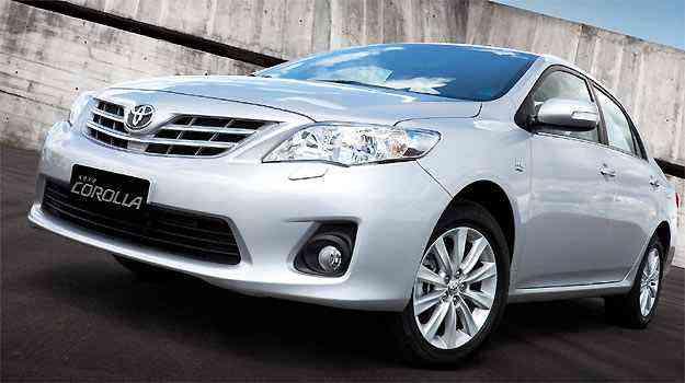 Toyota dá o bom exemplo e não exige que as trocas de óleo do Corolla sejam feitas na concessionária - Toyota/Divulgação