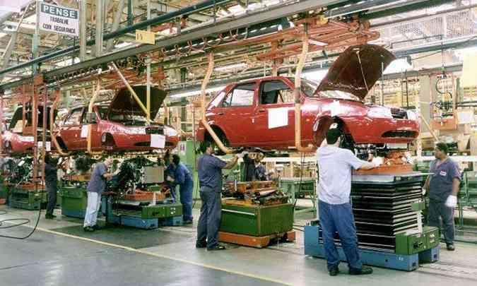 No início de 2019, a Ford anunciou o fechamento da fábrica de São Bernardo do Campo, interrompendo a fabricação do Fiesta e dos caminhões Cargo(foto: Ford/Divulgação)