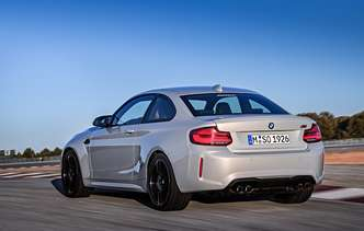 Visual do modelo ficou mais esportivo com o novo desenho. Foto: BMW / Divulgação