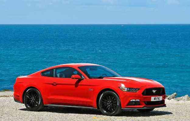 Mustang deve marcar presença no Salão do Automóvel de São Paulo - Divulgação