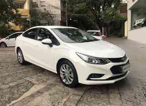 Chevrolet Cruze Lt 1.4 16v Turbo Flex 4p Aut. em Belo Horizonte, MG valor de R$ 82.900,00 no Vrum