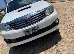 Toyota Hilux Sw4 Srv D4-d 4x4 3.0 Tdi Dies. Aut em Contagem, MG valor de R$ 167.000,00 no Vrum