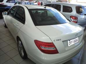 Mercedes-benz C-180 Cgi Touring 1.8 16v Aut.