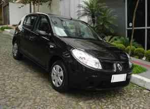 Renault Sandero Expression Hi-flex 1.6 8v 5p em Belo Horizonte, MG valor de R$ 18.900,00 no Vrum